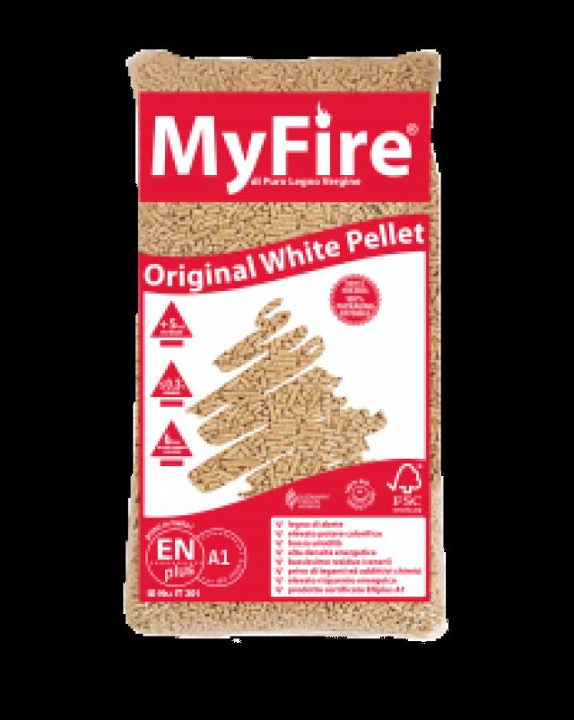 Pellet MyFire